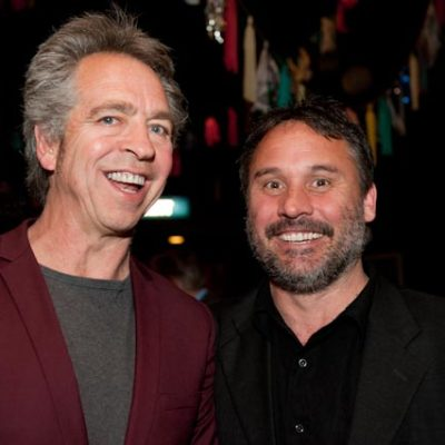 Brian Nankervis & Luke Elliot