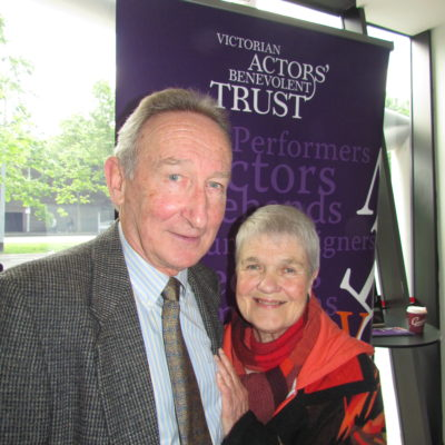 James Wright & Beverly Dunn