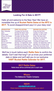 Get Your Rattle On In 2017!
