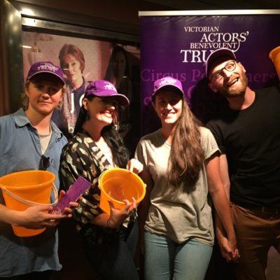 Louis Corbett, Sharon Davis, Claire Sara & Lachie Martin