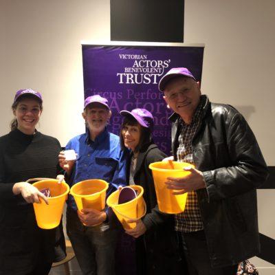 Sarah McKenzie, Don Bridges, Naomi Lisner & David Hugh Macrae