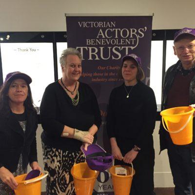 Clare Pickering, Carol-Anne Croaker, Sarah Mackenzie & David Macrae