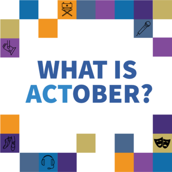 1 - what is actober - UPDATED